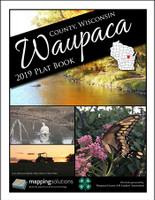 Waupaca County Wisconsin 2019 Plat Book