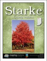Starke County Indiana 2021 Plat Book