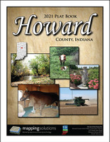 Howard County Indiana 2021 Plat Book