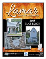 Lamar County Mississippi 2015 Plat Book