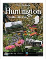 Huntington County Indiana 2021 Plat Book