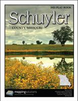 Schuyler County Missouri 2021 Plat Book