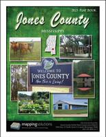Jones County Mississippi 2021 Plat Book