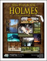 Holmes County Florida 2016 Plat Book