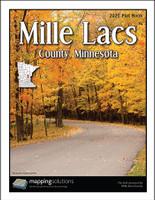 Mille Lacs County Minnesota 2020 Plat Book