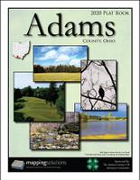 Adams County Ohio 2020 Plat Book
