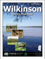 Wilkinson County Mississippi 2019 Plat Book