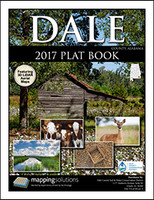Dale County Alabama 2017 Plat book