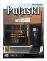Pulaski County Indiana 2020 Plat Book