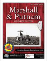 Marshall Putnam Counties Illinois 2019 Plat Book