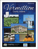 Vermillion County Indiana 2020 Plat Book