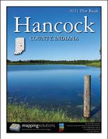 Hancock County Indiana 2021 Plat Book