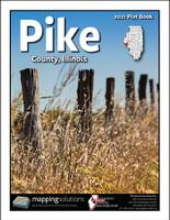 Pike County Illinois 2021 Plat Book