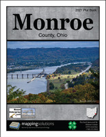 Monroe County Ohio 2021 Plat Book