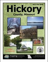 Hickory County Missouri 2021 Plat Book