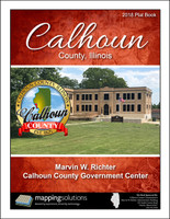 Calhoun County Illinois 2018 Plat Book