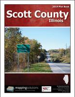 Scott County Illinois 2019 Plat Book