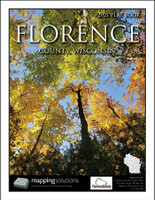 Florence County Wisconsin 2021 Plat Book