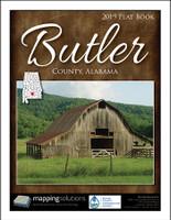 Butler County Alabama 2019 Plat book