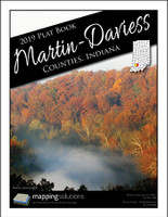 Martin-Daviess Counties Indiana 2019 Plat Book