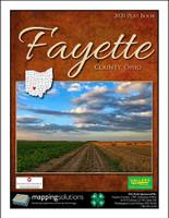 Fayette County Ohio 2020 Plat Book