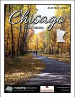 Chisago County Minnesota 2021 Plat Book