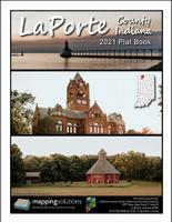 LaPorte County Indiana 2021 Plat Book