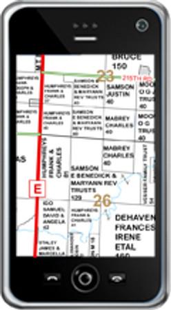 Lafayette County Arkansas 2020 SmartMap