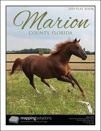 Marion County Florida 2019 Plat Book