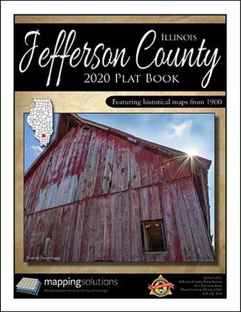 Jefferson County Illinois 2020 Plat Book