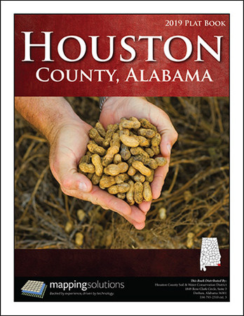 Houston County Alabama 2019 Plat book
