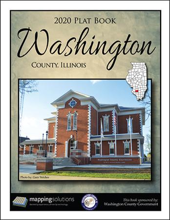Washington County Illinois 2020 Plat Book