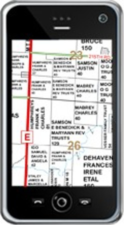 Ellis County Kansas 2020 SmartMap