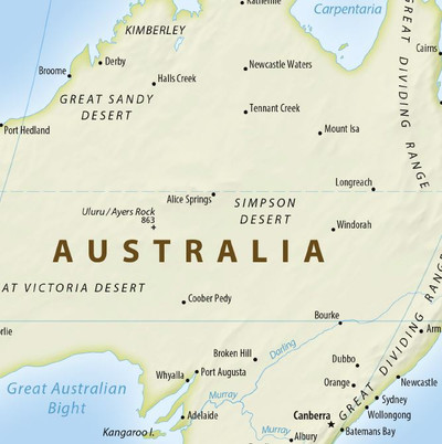 Great Sandy Desert World Map.World Equal Earth Projection Map Mapping Solutions