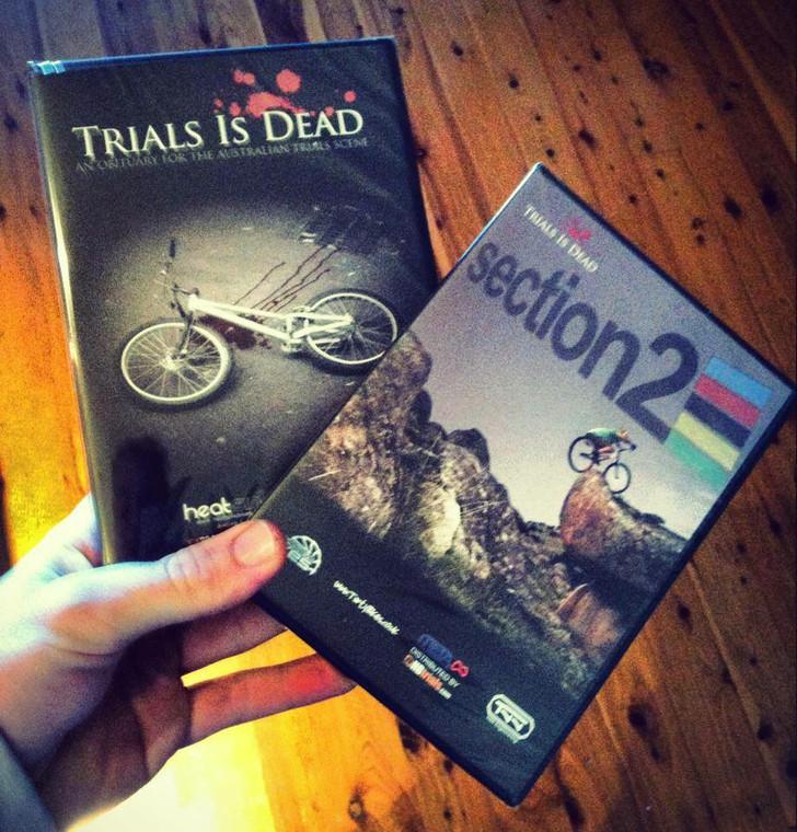 Trials Is Dead DVD
