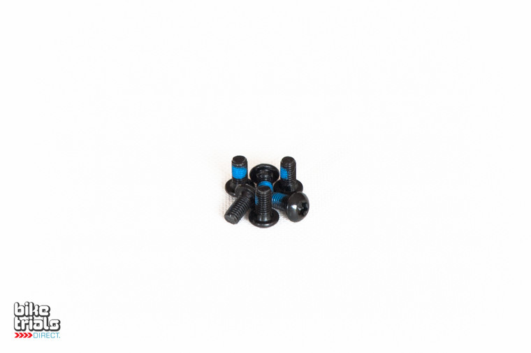 Disc Rotor Bolts (set of 6)