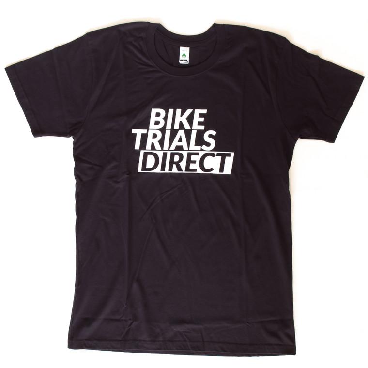 BTD Organic Cotton Tee Shirt (Stacked Logo)