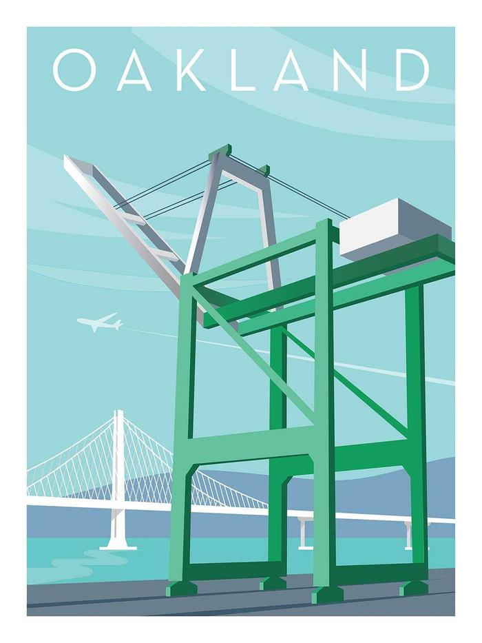 Oakland Cranes