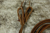 Weighted, matched, Old World Harness by Hermann Oak. Grown, tanned and made in the USA