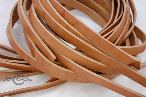 """Hermann Oak Old World Harness Rein Straps 5/8"""""""