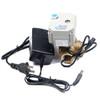 """USSOLID Motorized Ball Valve- 1/2"""" Brass Ball Valve AC 110V 3 Way  L Type"""