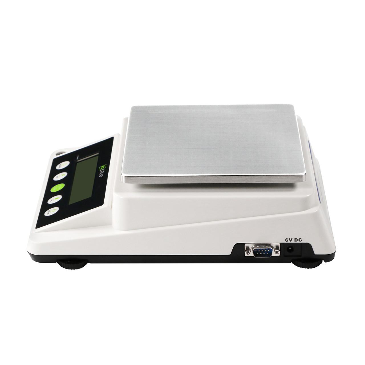 U.S. Solid 0.1 g Precision Balance – 3 kg Digital Analytical Lab Electronic  Scale, 3100 g x 0.1g