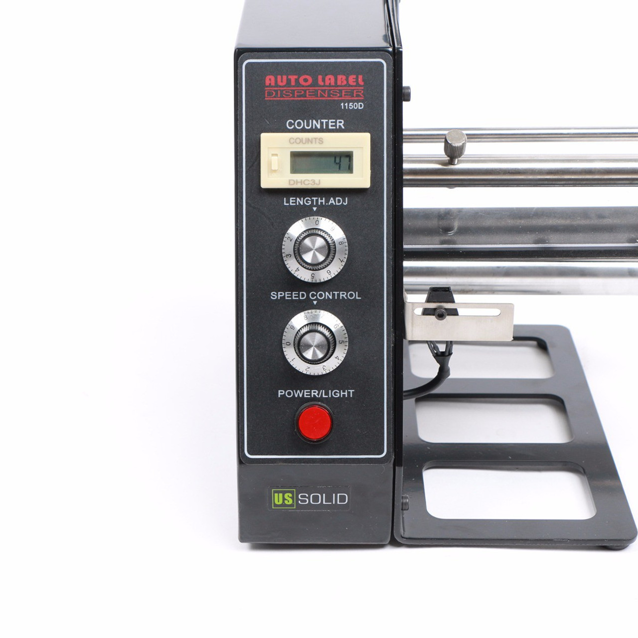 USSOLID Automatic Label Dispenser Machine