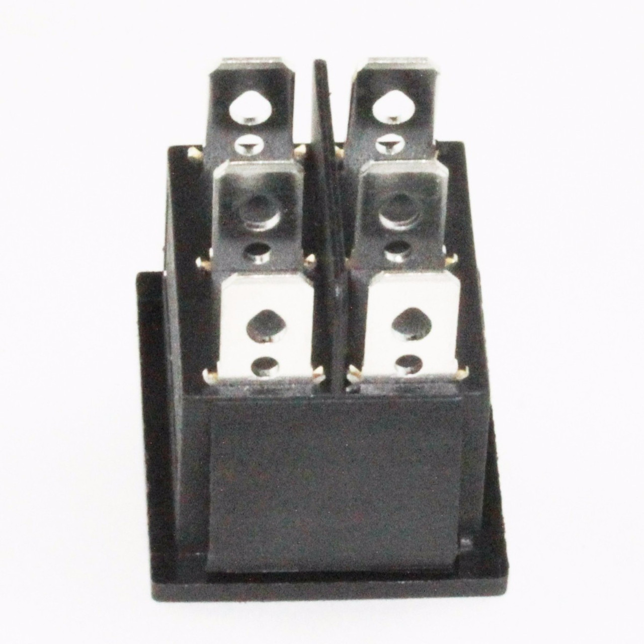 6 Pin Rectangle Rocker Latching ON/OFF Boat Switch 25mm x 31mm