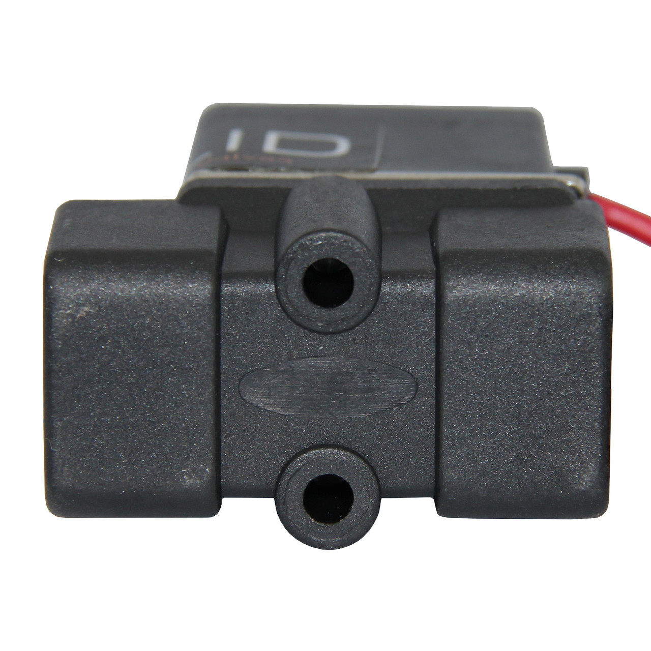 "U.S. Solid Electric Solenoid Valve- 1/8"" 12V DC Solenoid Valve Plastic(Nylon) Body Normally Closed, NBR SEAL"