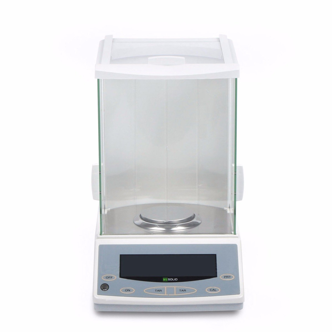 USSOLID 210, 220 x 0.0001g, 0.1 mg Lab Analytical Balance Digital Precision Scale