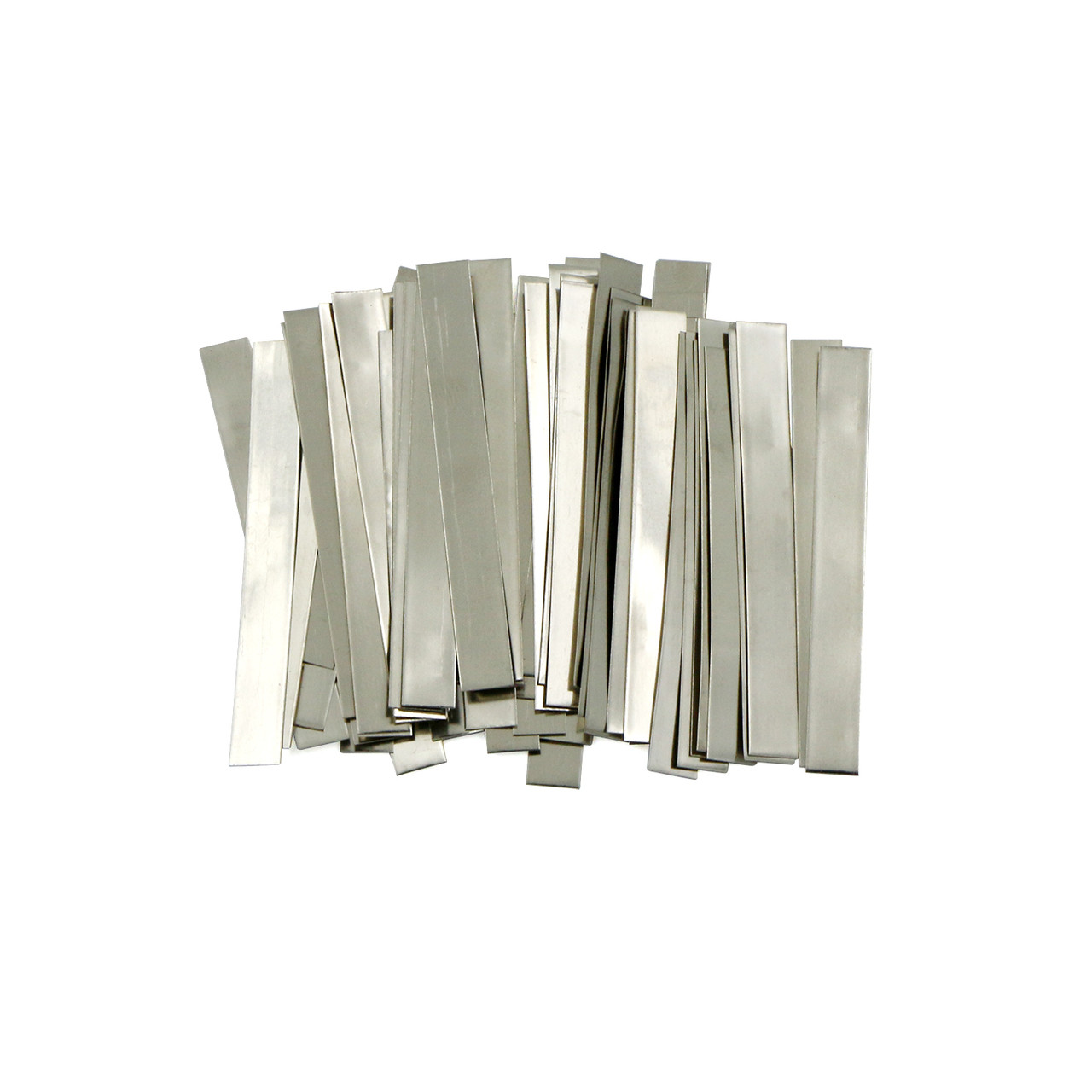Pure Nickel Strip Solder Tabs for High Capacity 18650 Lithium Battery Packs