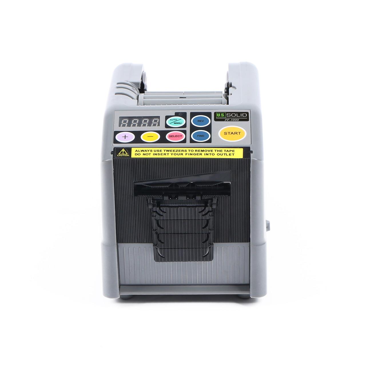 110V Automatic Electric Tape Dispenser Adhesive Cutter Cutting Machine ZCUT-9 US
