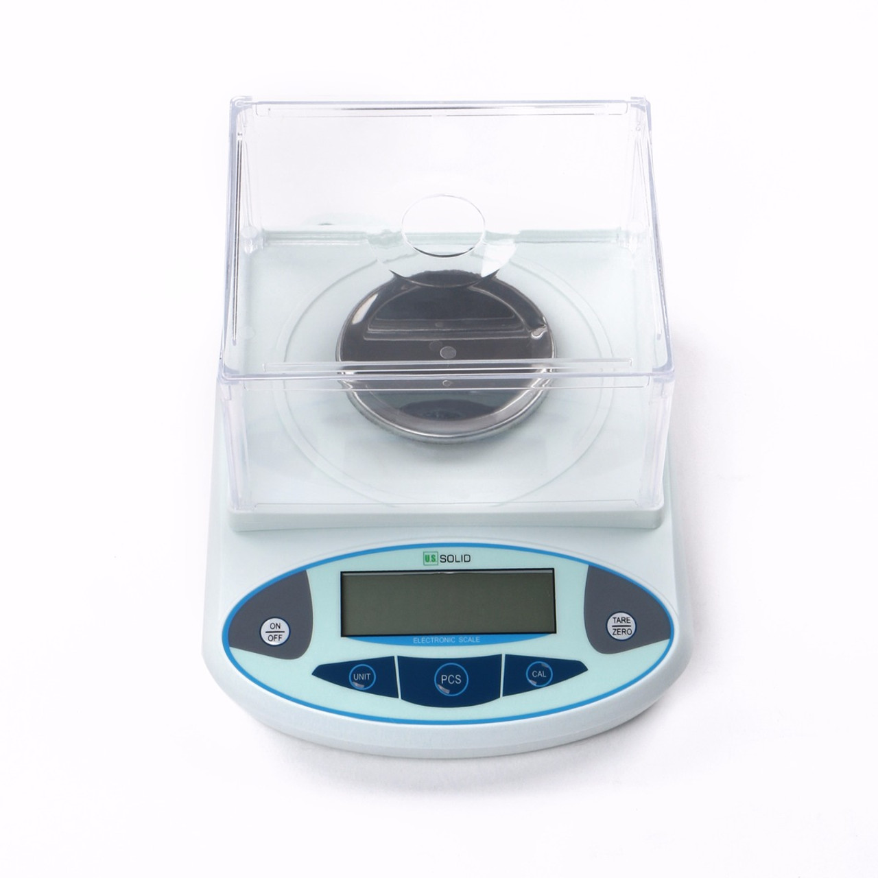 500  x 0.001g Analytical Balance, 1 mg Digital Lab Precision Scale