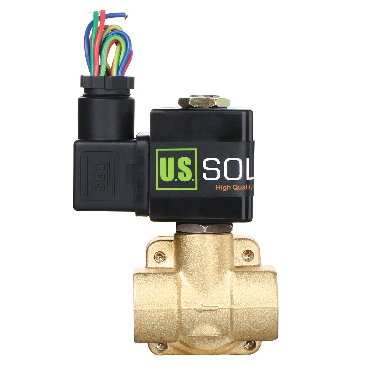 ussolid electric solenoid valve- 3/4